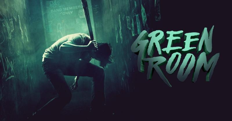 Hình ảnh tuyệt vọng của nhân vật trong Green Room