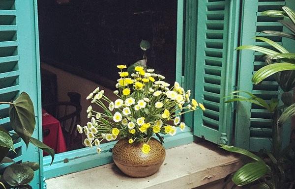 Một góc nhỏ xinh tại Green Tangerine