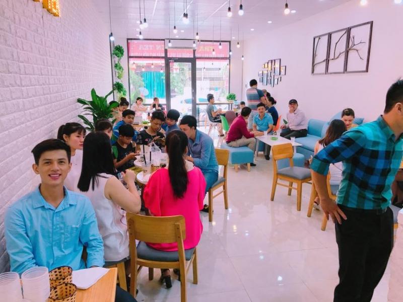 Green Tea Bắc Ninh