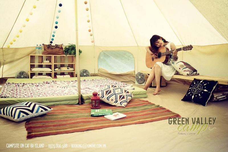 Green Valley Camp - Cát Bà