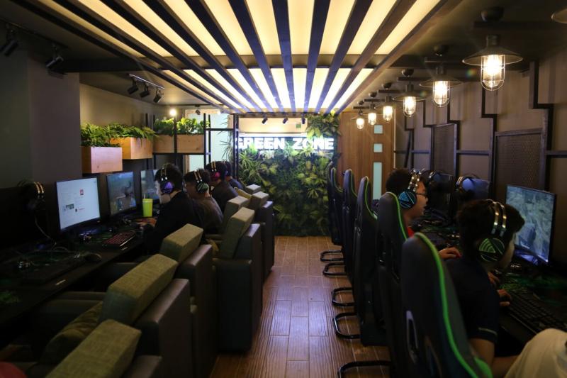 Green Zone Gaming Lounge