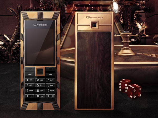 Gresso Luxor Las Vegas Jackpot ($ 1 triệu)