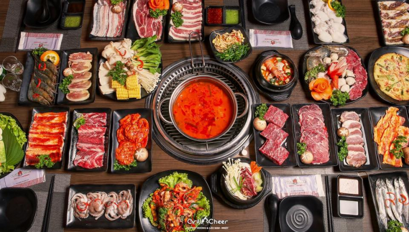 Grill & Cheer Vincom Xuân Khánh