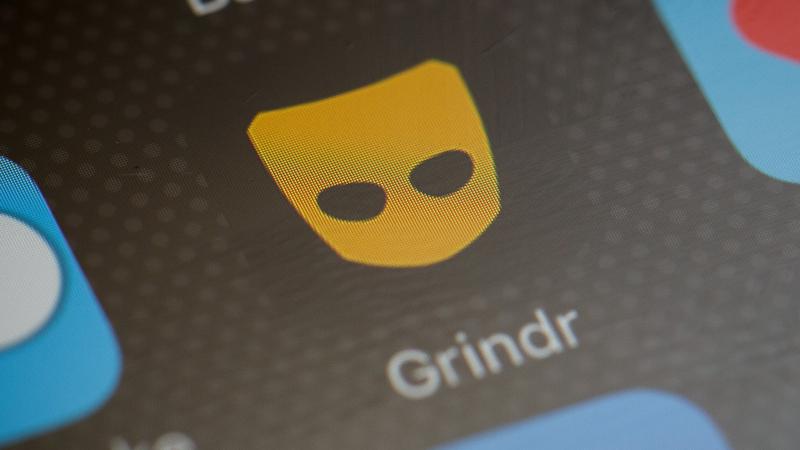 Việc hẹn hò trực tuyến vô cùng đơn giản với Grindr