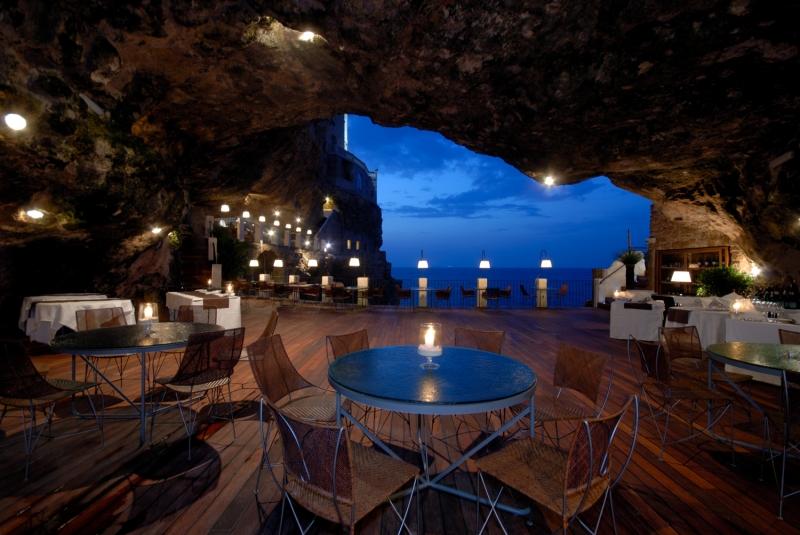 Grotta Palazzese, Bari, Italy