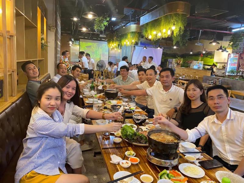 GROUP Canteen Thanh Xuân
