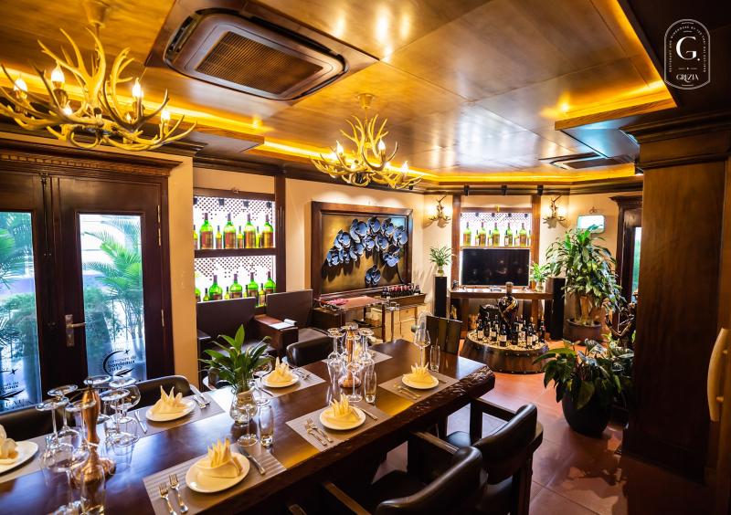 Gruzia Restaurant - Wine House