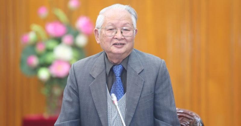 Người thầy thuốc nổi tiếng được nhiều bệnh nhân yêu quý - GS.TS Nguyễn Khánh Trạch