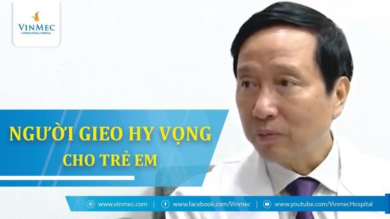 GS.TS Nguyễn Thanh Liêm