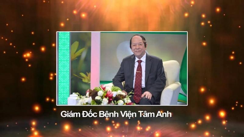 Giáo sư, tiến sĩ, bác sĩ Trần Quán Anh