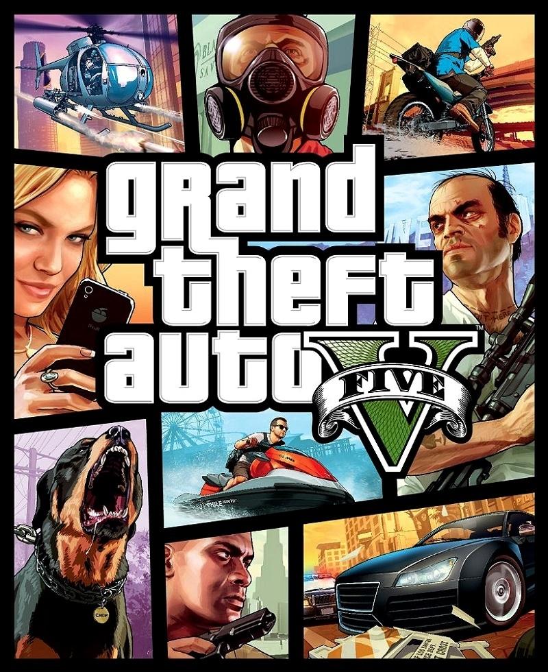 Một số hình ảnh trong GTA V
