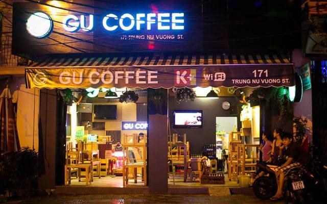 Gu Coffee là địa chỉ tụ tập của rất nhiều người