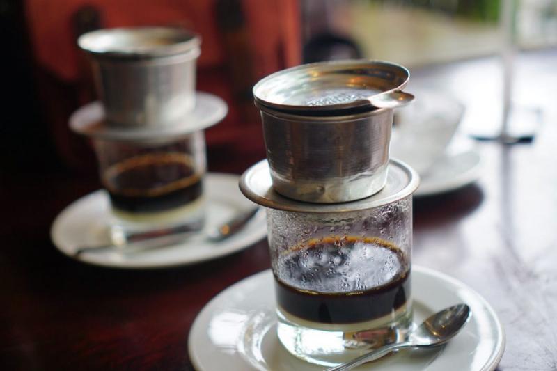 Hương vị cafe đặc biệt