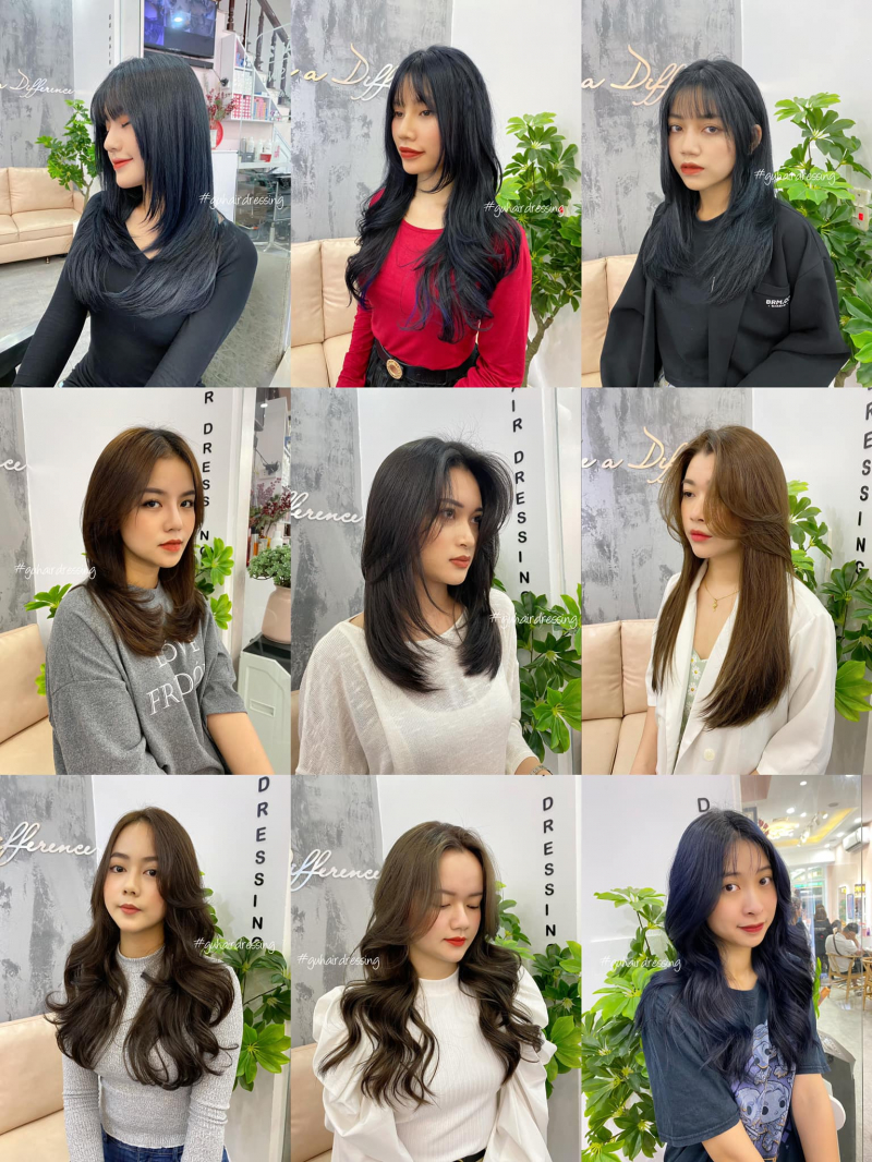 GU HAIR SALON