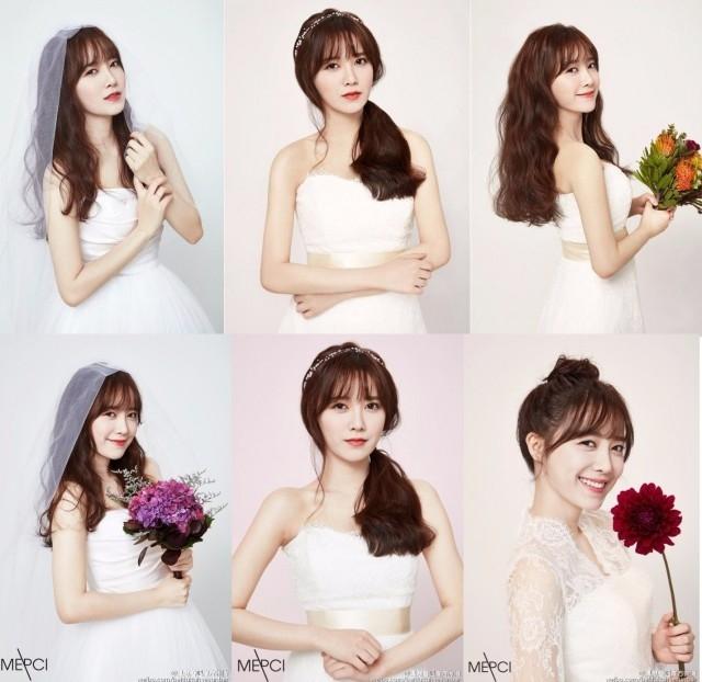 Goo Hye Sun trẻ trung và đáng yêu