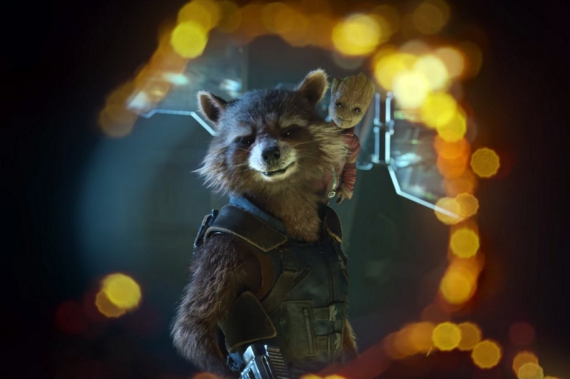 Guardians of the Galaxy Vol.2 đã sẵn sàng trở lại