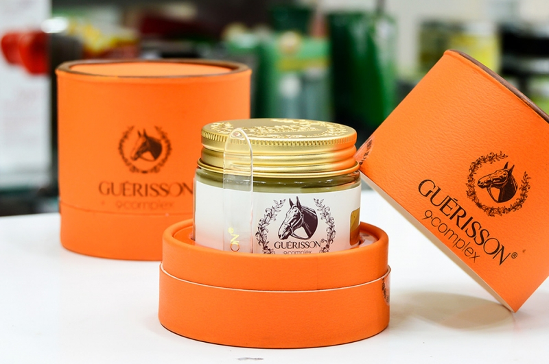 Guerisson 9 Complex Horse Oil Cream hay còn được biết đến là kem dưỡng mỡ ngựa