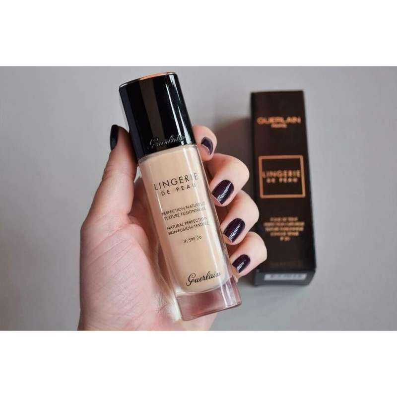 Guerlain Lingerie De Peau Liquid Foundation