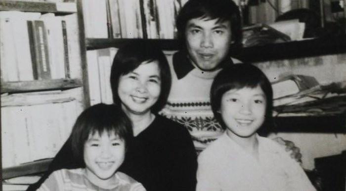 Gia đình của cố nhà thơ, nhà viết kịch Lưu Quang Vũ - Xuân Quỳnh