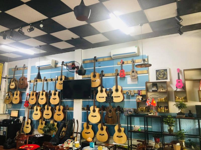 Guitar Isaac
