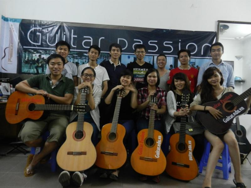 Buổi offline của Guitar Passion - by Guitar Passion edu