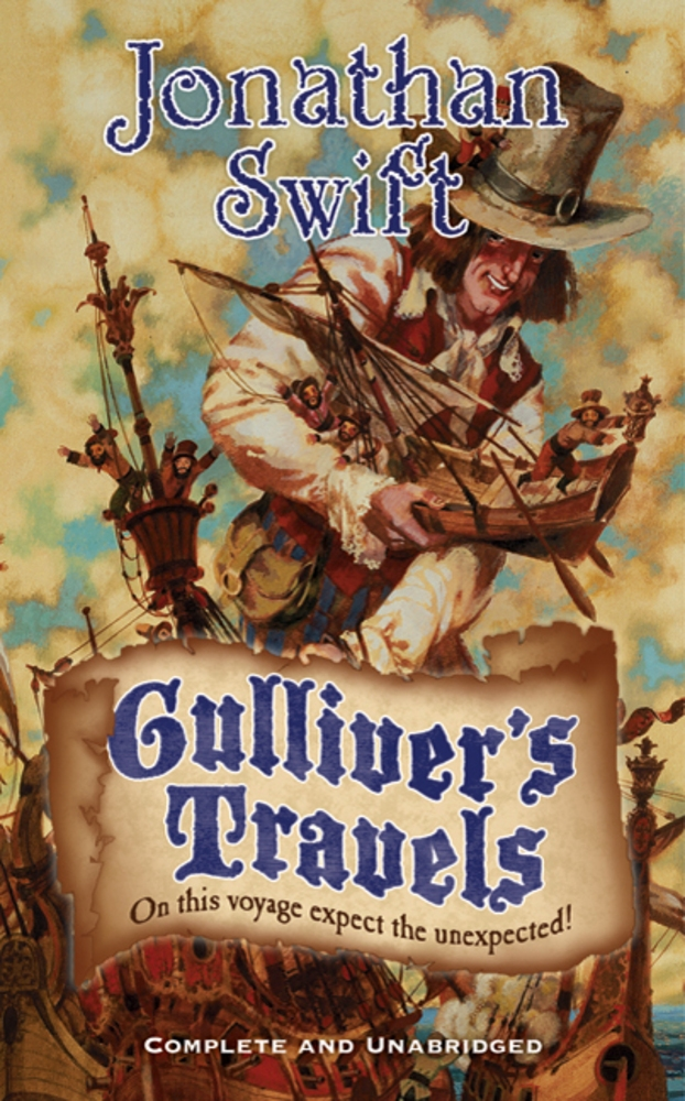 Gulliver's Travel – Jonathan Swift
