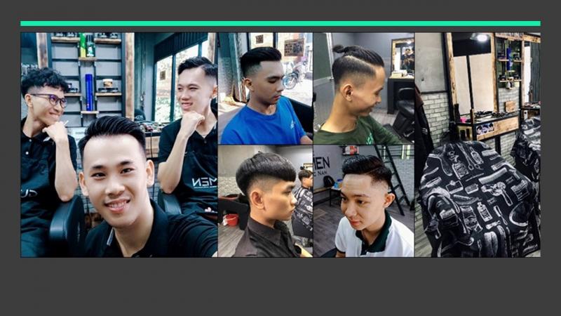 Top 10 Tiệm cắt tóc nam đẹp và chất lượng nhất TP. Thủ Dầu Một, Bình Dương