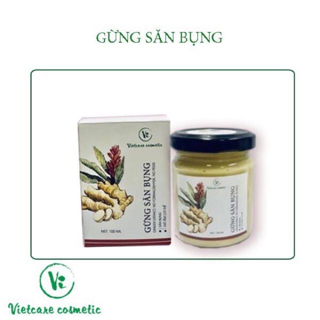 Gừng săn bụng Việt-Care