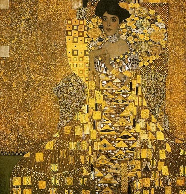 Bức tranh Chân dung Adele Bloch-Bauer I