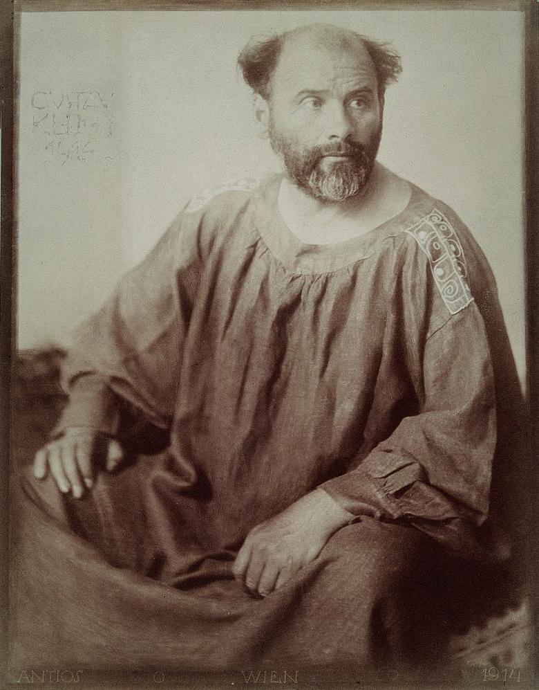 Họa sĩ Gustav Klimt