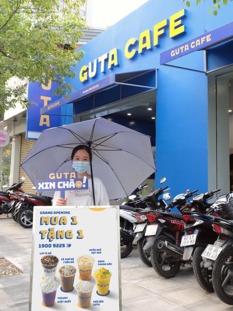 GUTA CAFE