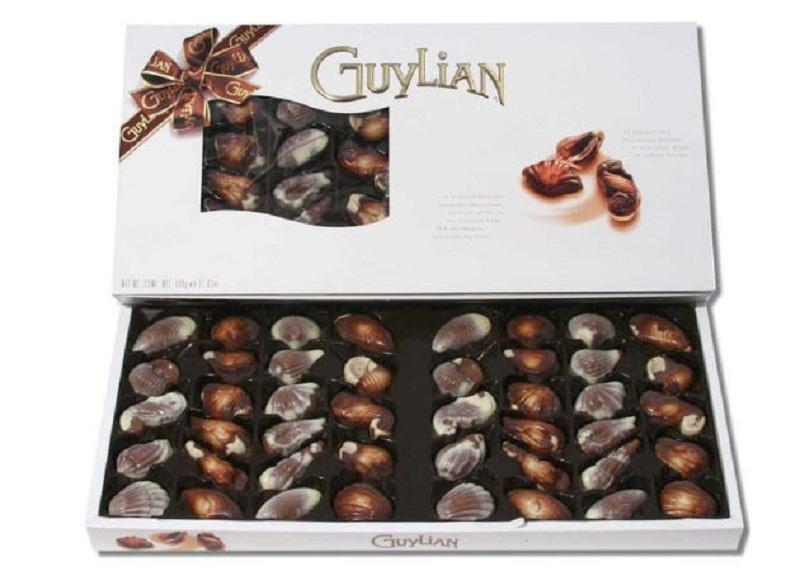 Guylian - thương hiệu sôcôla Bỉ được yêu thích hàng đầu thế giới