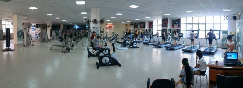 Gym A1 Fitness Center