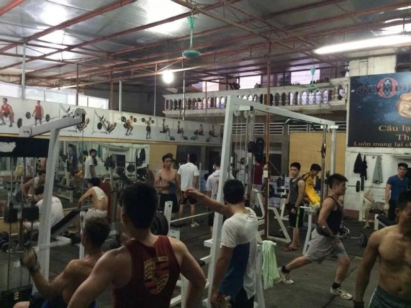GYM & Fitness Thành Long