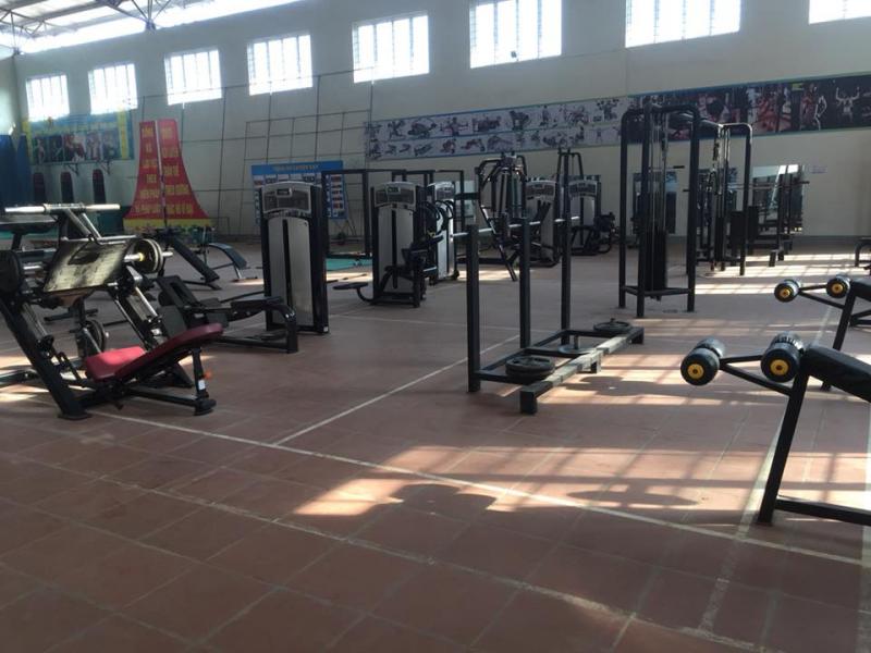 Gym Bảo Quân