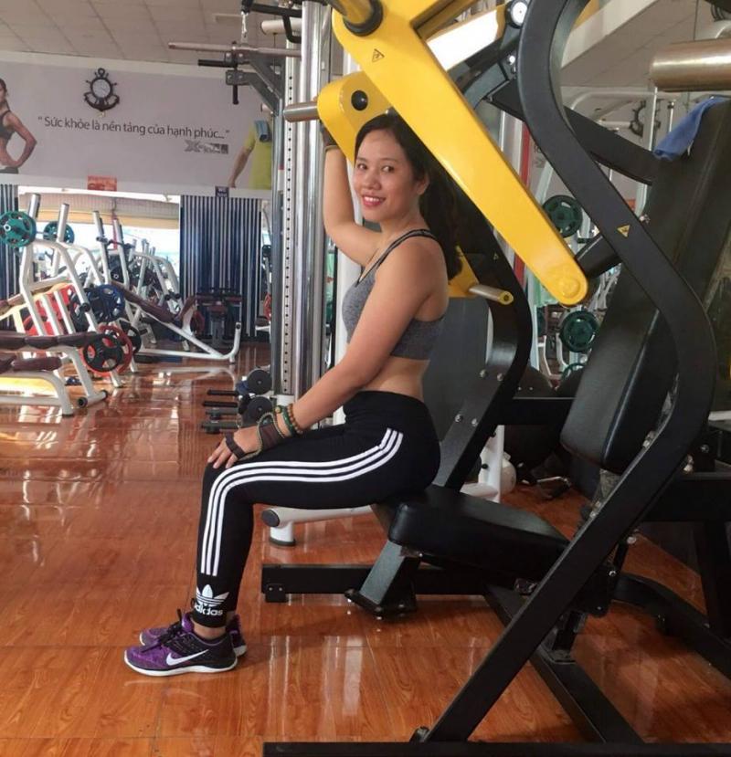 GYM Fitness X-MEN Dĩ An - Bình Dương