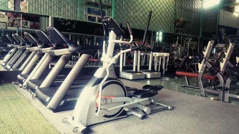 Gym Hoàng Như