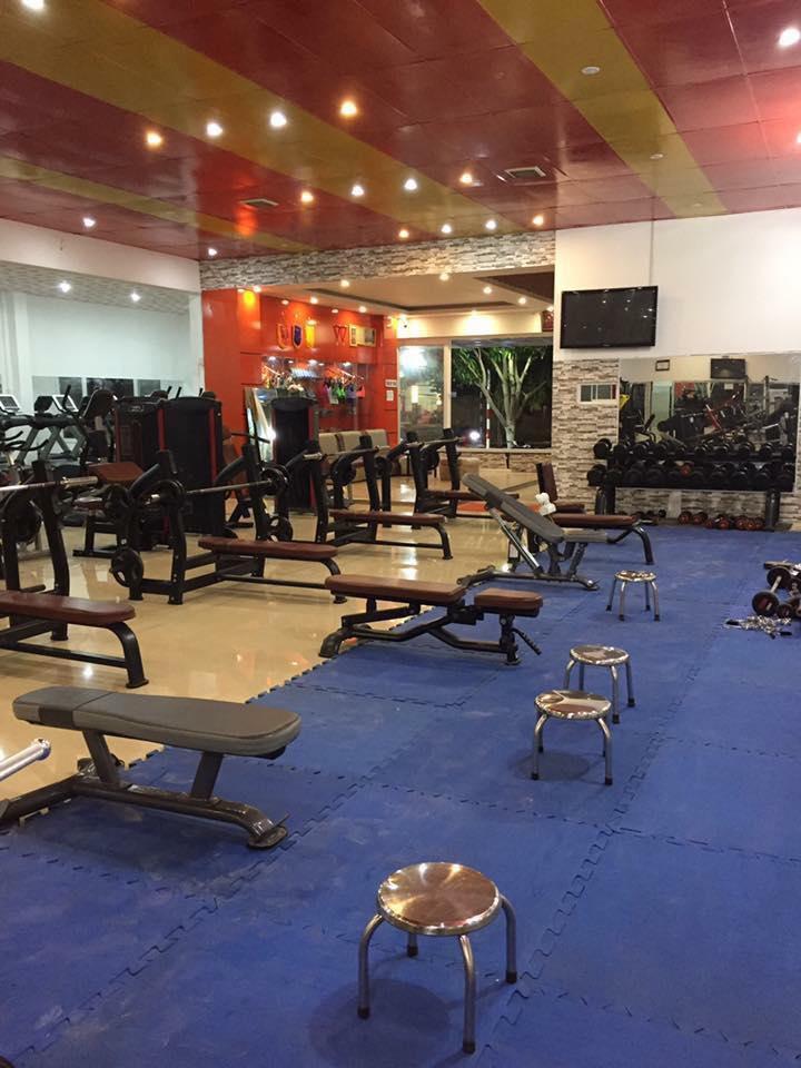 Gym Huy Sang
