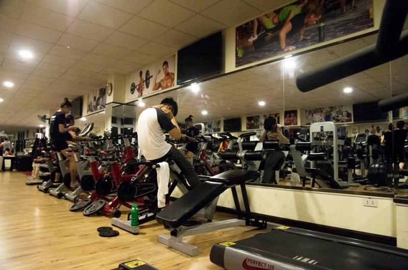 Gym Spa Rosy