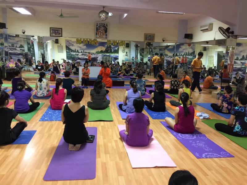 Gym - Yoga Việt Trung