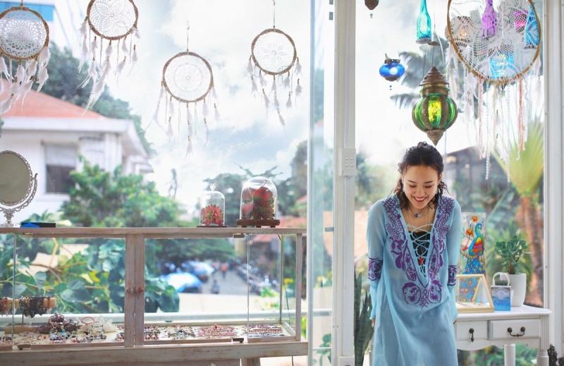 Đặng Thị Ngọc Hiền – chủ Gypsybyshalala (Nguồn: Sưu tầm)