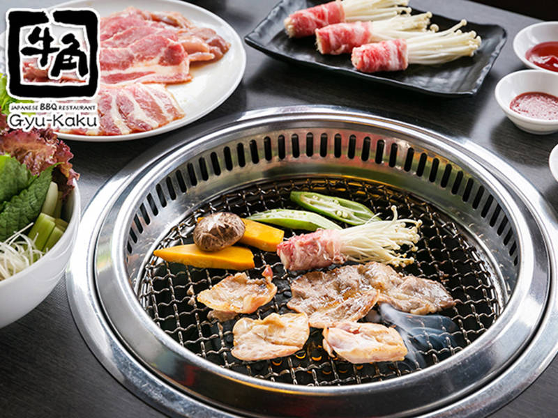 Gyu-Kaku Japanese BBQ là một hệ thống lẩu nướng Nhật Bản ở V-Tower