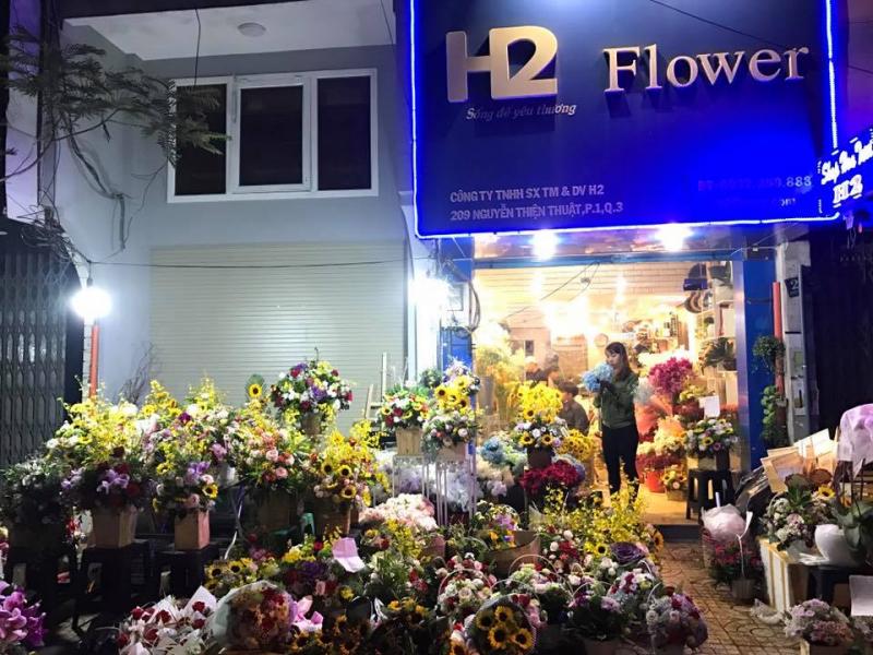 Hoa ở H2 Flower - Shop Hoa Tươi