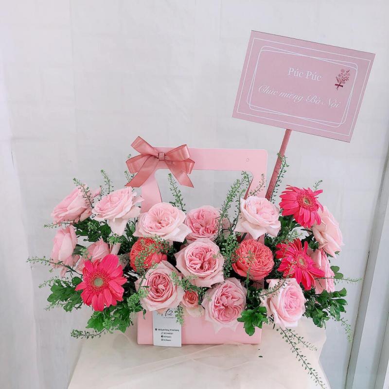 H2 Flowers - Tiệm hoa tươi nhập khẩu