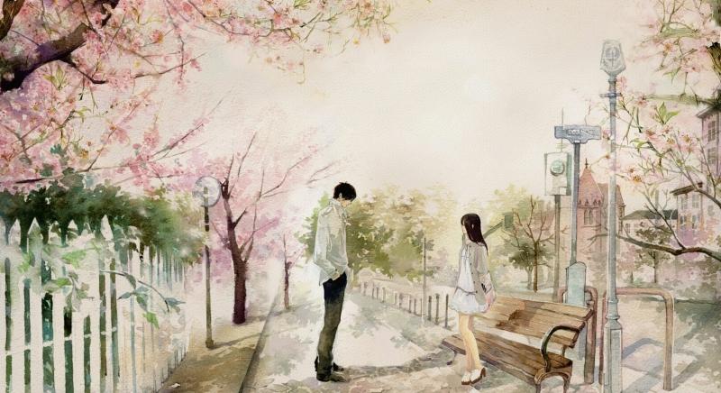 Hà Dĩ Thâm - Triệu Mặc Sênh (Bên nhau trọn đời)