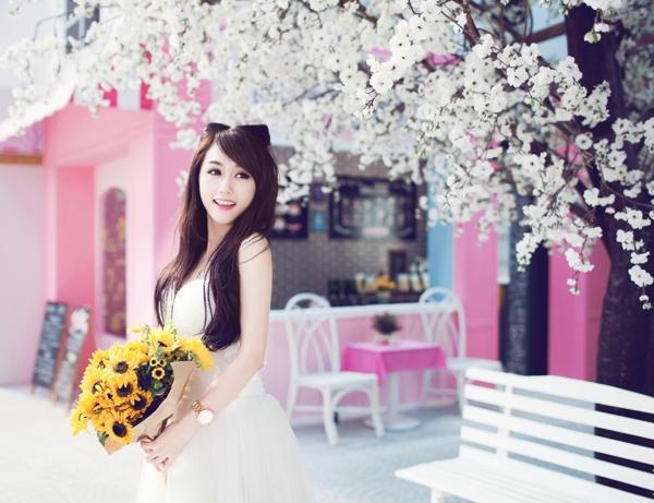 Trang điểm cô dâu đẹp, nhẹ nhàng