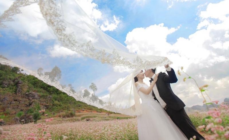 Hà Giang, nơi chụp ảnh cưới đẹp ở miền Bắc