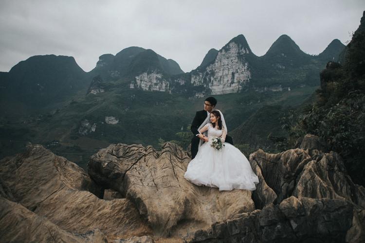Chụp ảnh cưới tại Hà Giang
