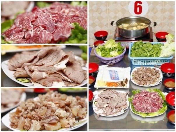 Hà Mè - Lẩu Bò Nhúng Giấm