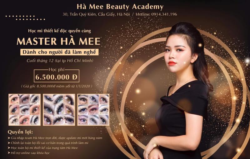 Hà Mee Beauty Academy